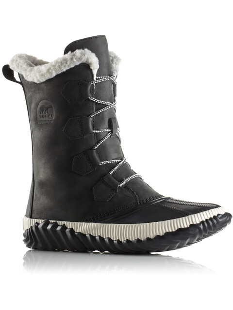 Sorel Out N About Plus - Botas Mujer - negro